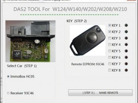 DAS2 Remote Calculator