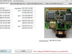705 / 908 / ESM / ME2.8 CONVERTOR