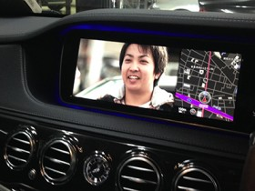 W222/W205 TV-FREE FOR JAPAN & EUROPE VERSION