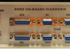 BENZ ON-BOARD DIAGNOSIS