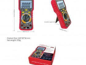 Digital Multimeter Tabscan V-200A
