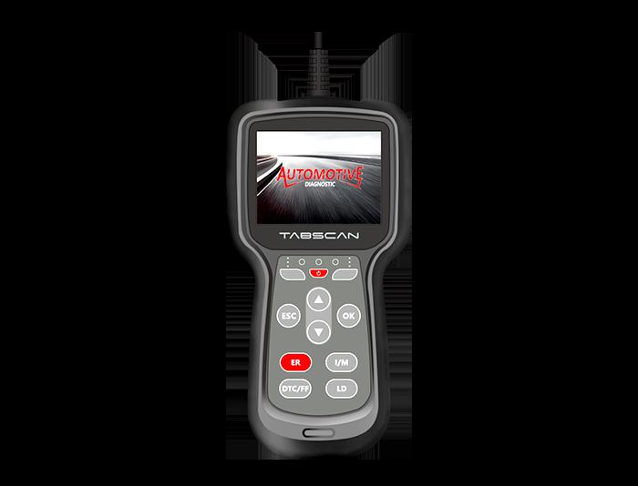 OBD2 Scanner TabScan A411